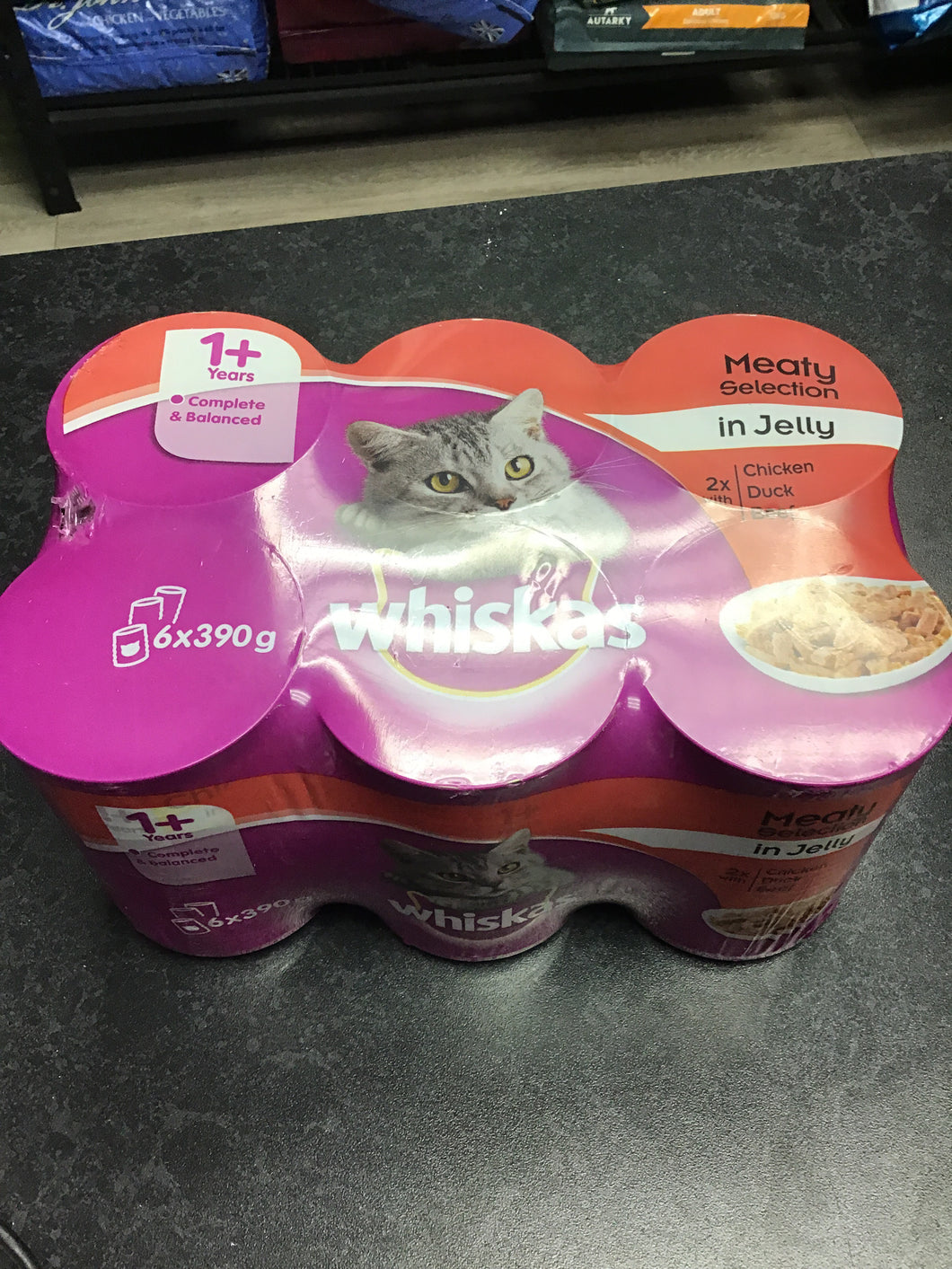 Whiskas Chicken 2KG - Creepy Critters