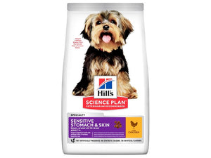 Science Plan Hill's Dog Puppy Small & Mini Chicken
