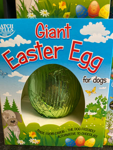 Dog Easter Eggs - Creepy Critters