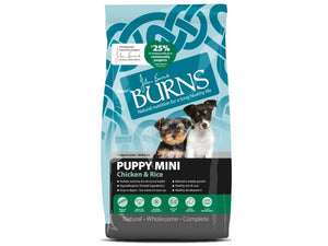 Burns Puppy Mini Chicken & Rice