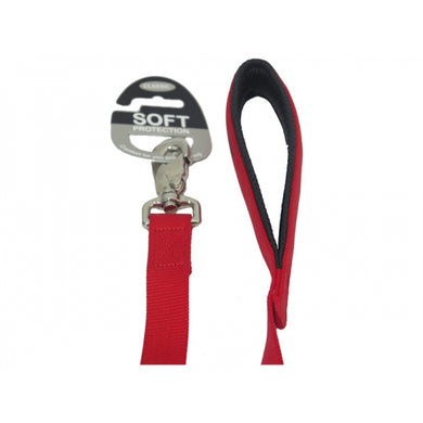 Padded Lead Red 40x1