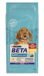 Beta Puppy Chicken 2kg - Creepy Critters