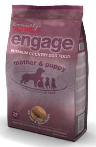 Engage Mother & Puppy 15kg d - Creepy Critters