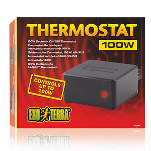 Exo Terra Electronic On/Off Thermostat