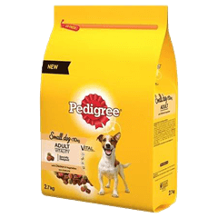 Pedigree Small Dog Chicken 2.3kg - Creepy Critters