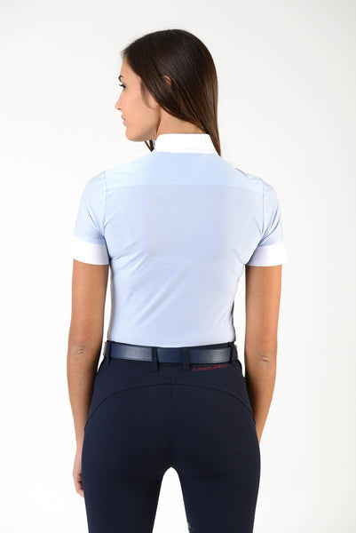Benedetta Ladies Polo Shirt Makebe