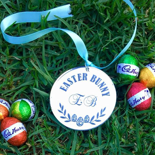 EASTER BUNNY'S LOST TAG