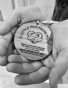 """A LITTLE HUG"" DISC"