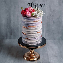 Load image into Gallery viewer, CUSTOM CAKE TOPPER