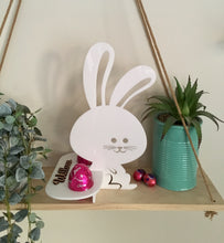 Load image into Gallery viewer, PERSONALISED EASTER EGG HOLDER