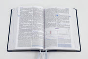 The Mission Study Bible - Sapphire/Silver Edition