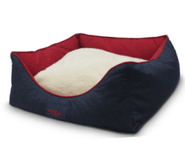 Jacks Bed Woolly - Dog Beds For You