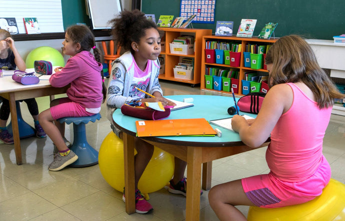 ​Flexible seating, a new trend in teaching