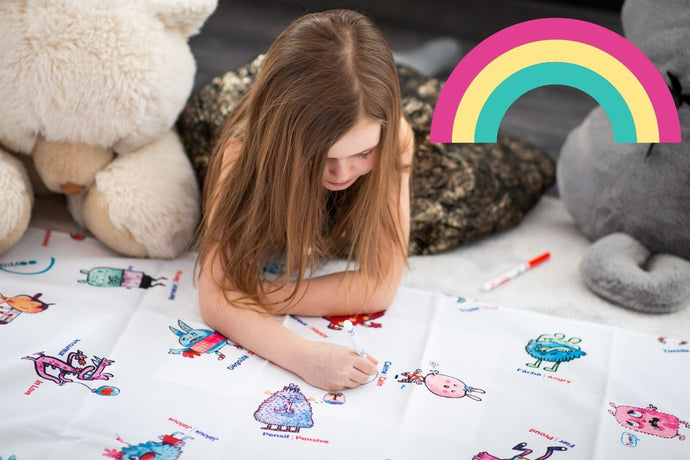11 activities to do at home with your BiMoo tablecloth