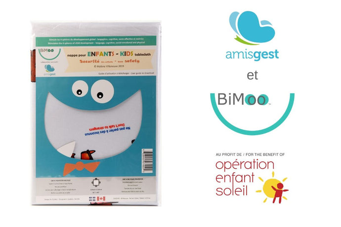 BiMoo gets involved with Opération Enfant Soleil