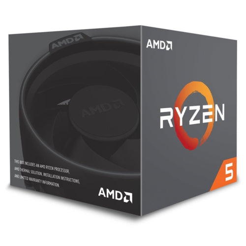 AMD Ryzen 5 2600X 3.6/4.2GHz AM4