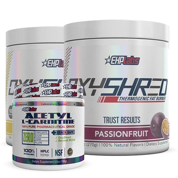 Twin Pack: OxyShred + Acetyl L-Carnitine