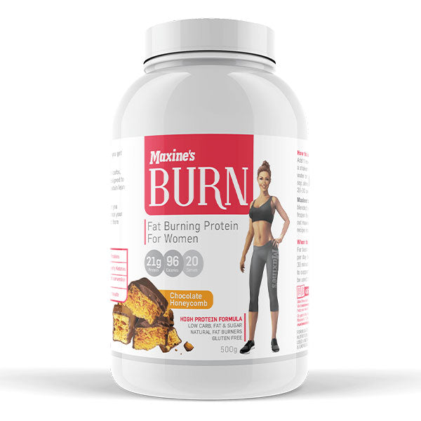 Burn Protein by Maxine's