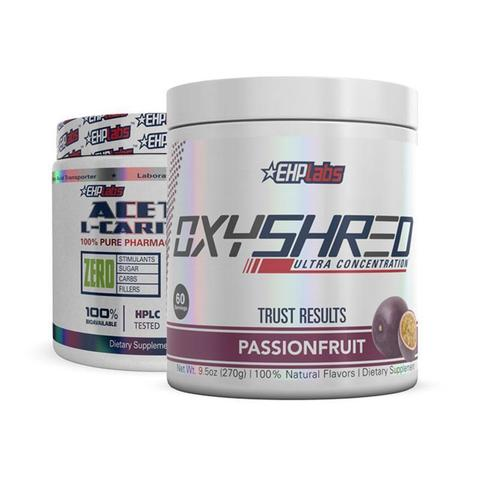 OxyShred & Acetyl L-Carnitine Pack by EHPlabs