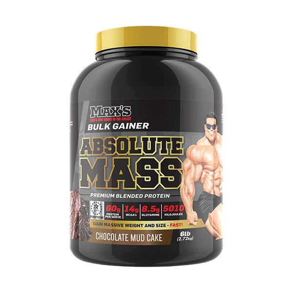 Absolute Mass by MAX's
