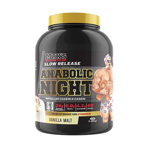 Anabolic Night by MAX's