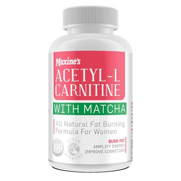 Acetyl-L Carnitine With Matcha by Maxine's