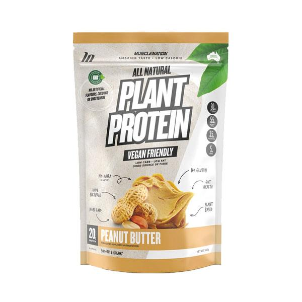 All Natural Plant Protein