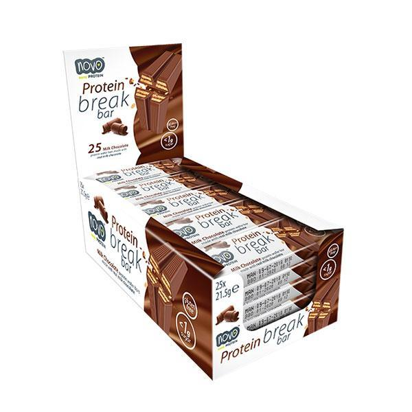 Break Box (Box of 25) by Novo Nutrition