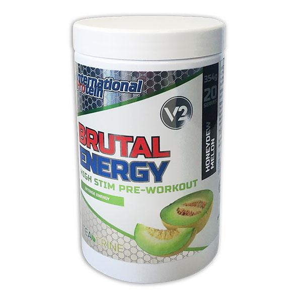 Brutal Energy by International Protein