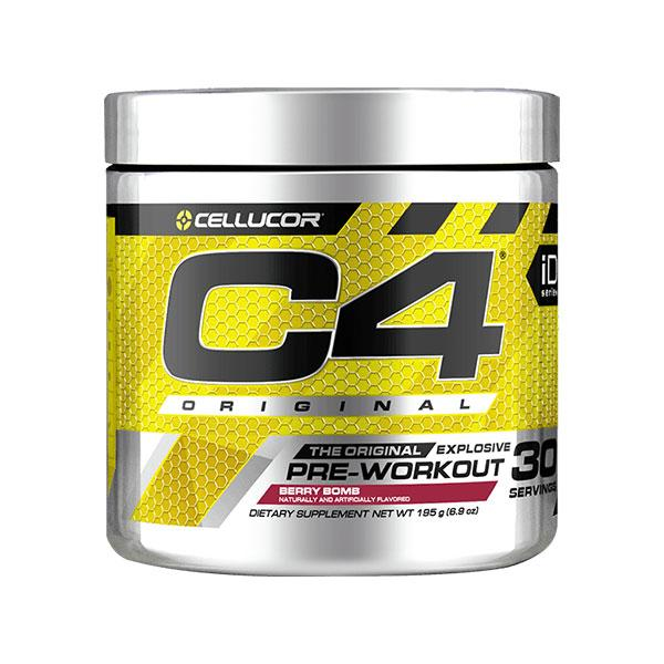 C4 Original Pre-Workout (30 serves)