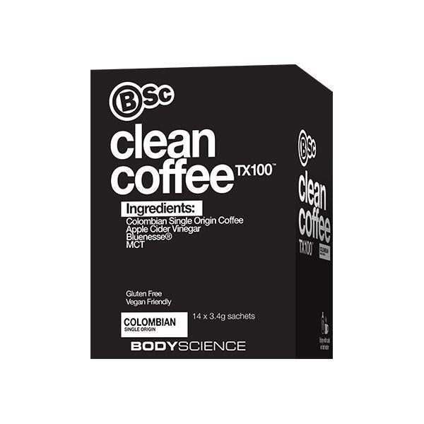 Clean Coffee TX100 by BSc