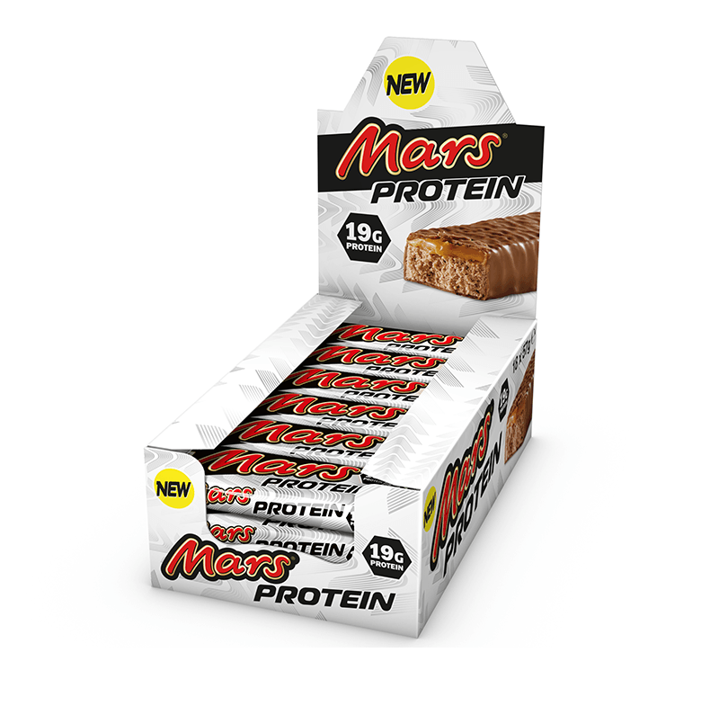 Mars Protein Bar (Box of 18) by Mars Chocolate