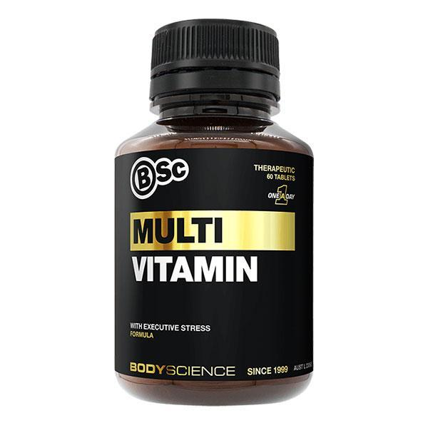Multi Vitamin by BSc