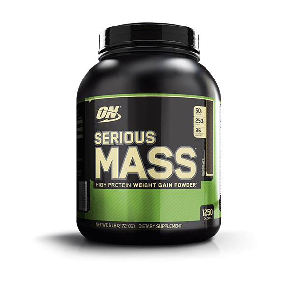 Serious Mass by Optimum Nutrition