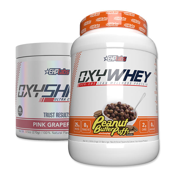 OxyShred + OxyWhey Bundle