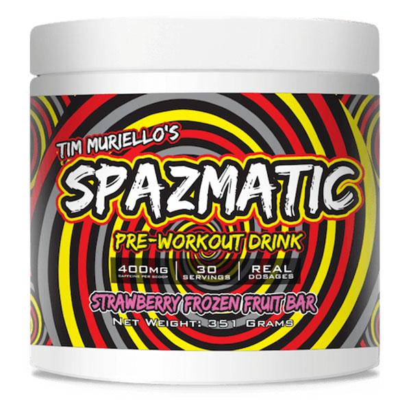 Spazmatic by Tim Muriello