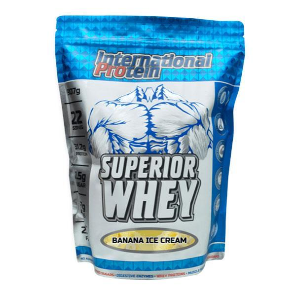 Superior Whey by International Protein