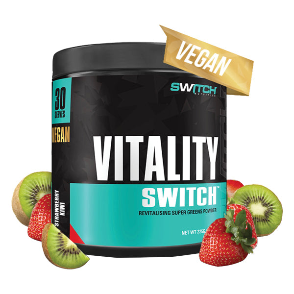 Vegan Vitality Switch