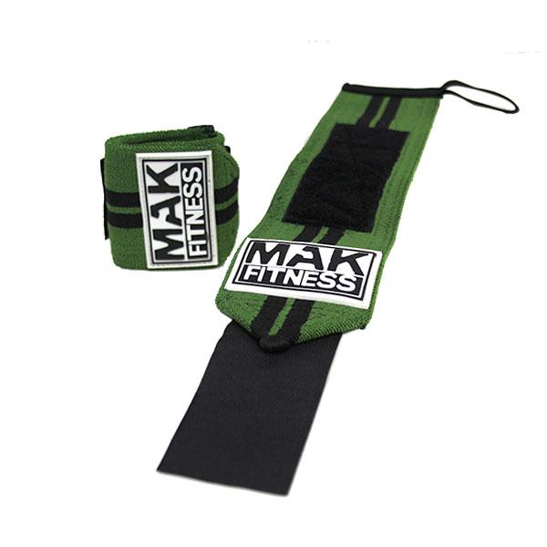 Wrist Wraps (Exclusive) - Green