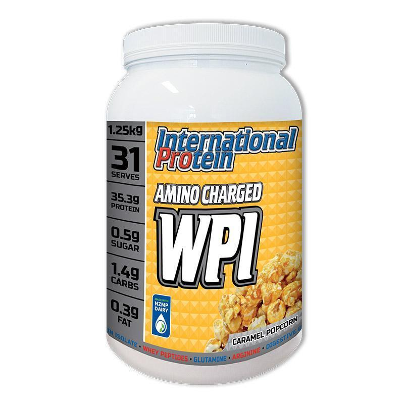 Amino Charged WPI by International Protein