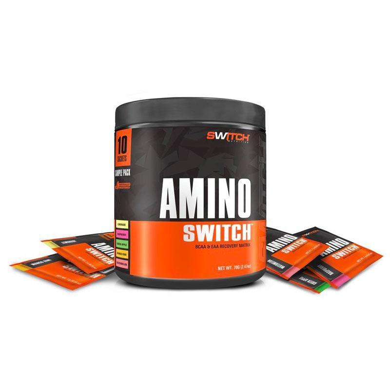 Amino Switch Sample Pack by Switch Nutrition