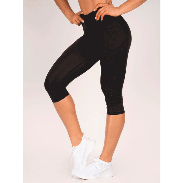 Flex Capri - Black