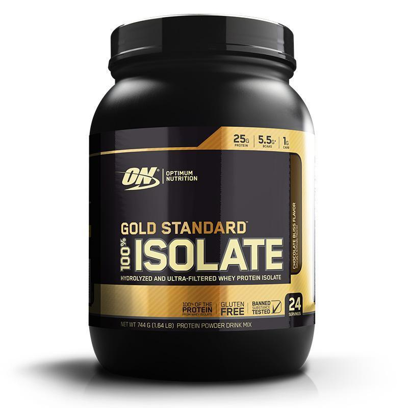 Gold Standard 100% Isolate by Optimum Nutrition | MAK Fitness