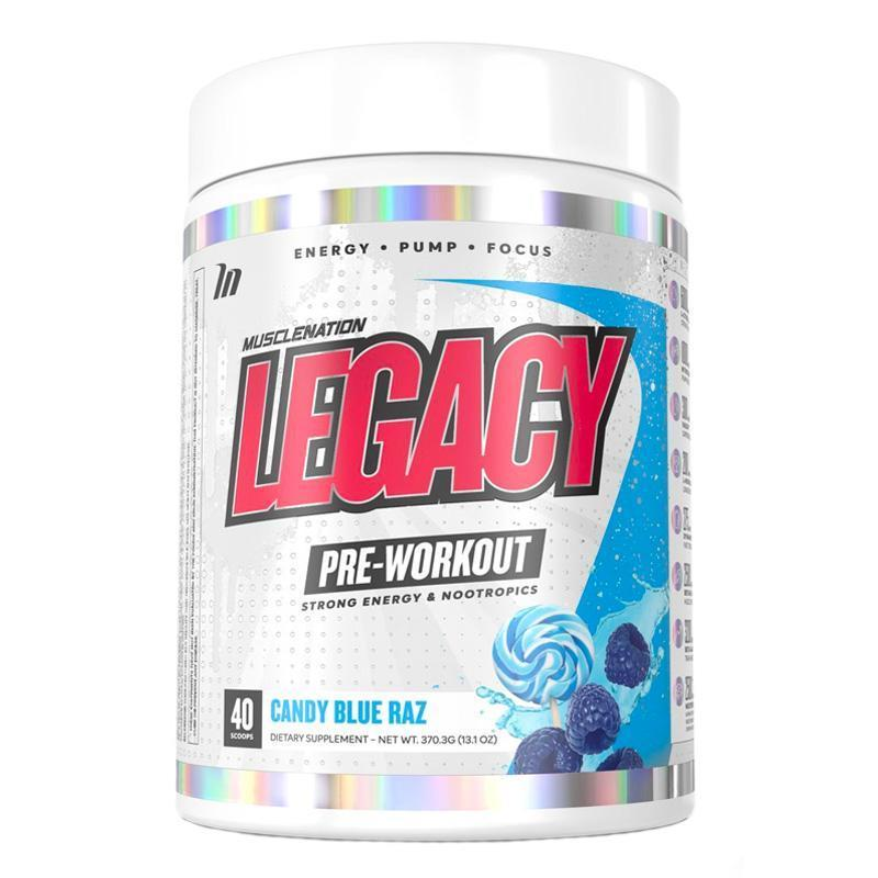 Legacy Pre-Workout by Muscle Nation