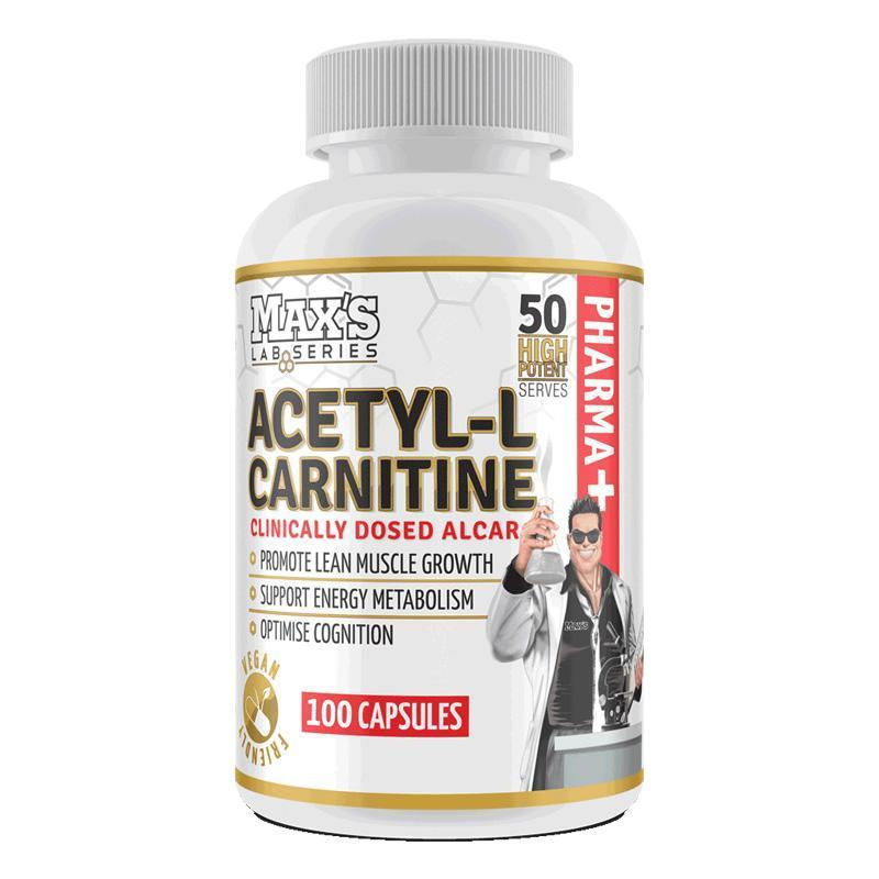 Acetyl L-Carnitine by MAX's