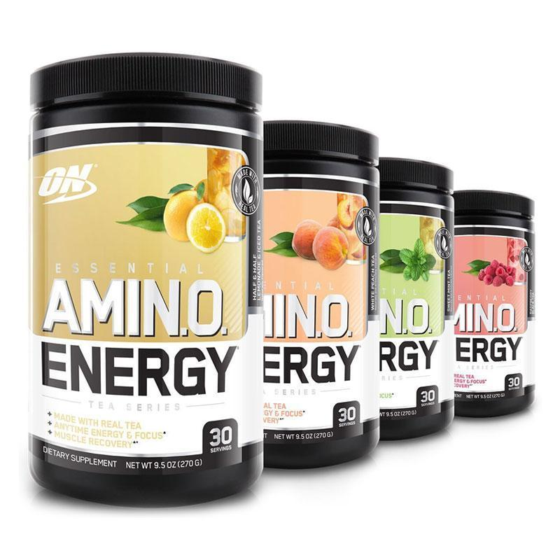 Amino Energy Tea Series by Optimum Nutrition