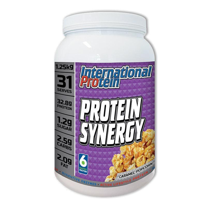 Protein Synergy by International Protein