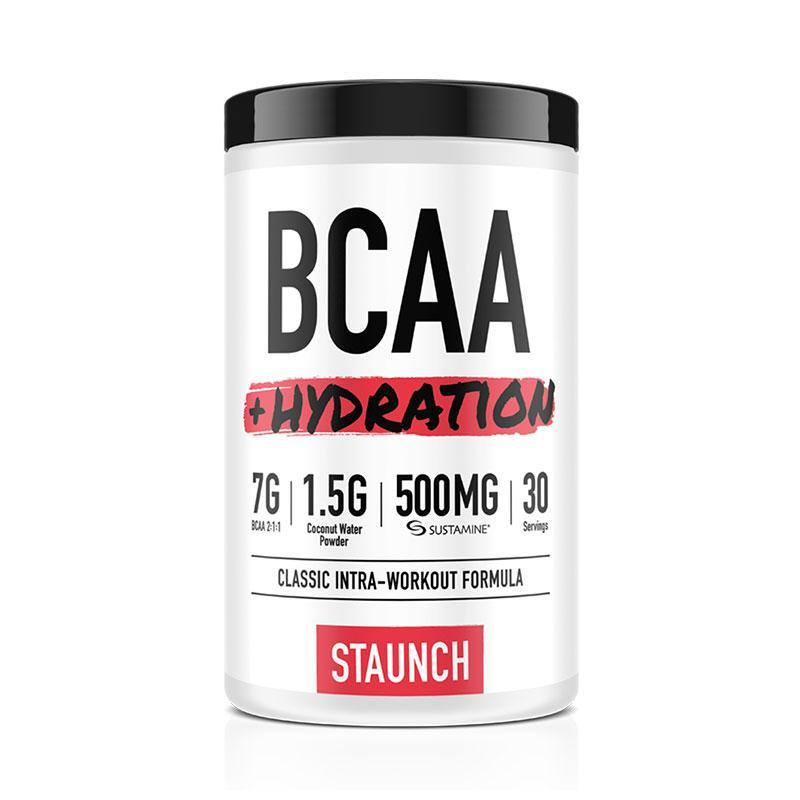 BCAA + Hydration by Staunch