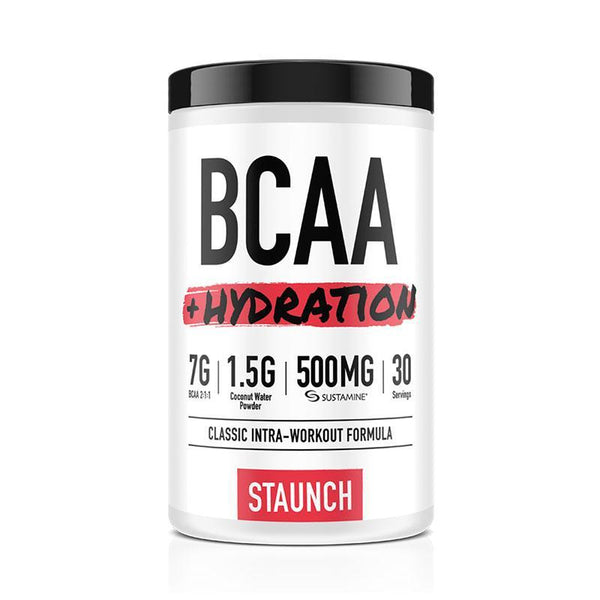 BCAA + Hydration