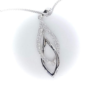 Fine Global Pendant 925 Sterling Silver Pendant with Cubic Zirconia for Matchless  Beauty, F.I.N.E, Friendship 4897069900367 sterling 925 silver jewellery